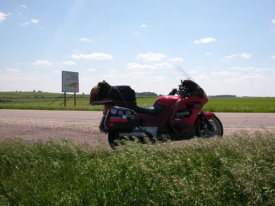 IA Iowa state sign