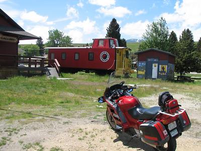 Montana  5/28/07 Red Lodge, MT