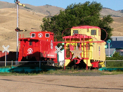 Montana  SE of Virginia City, MT at Ennis? See WeSTOC Moscow gallery