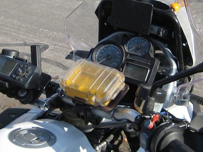 Lexan Dash plate