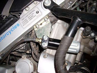 Wilbers Hydraulic Adjust Bracket