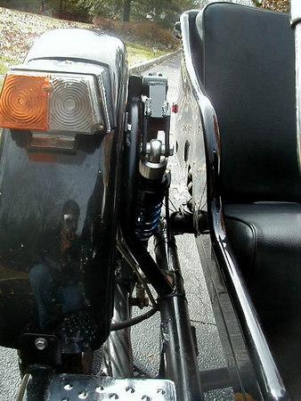 wilbers sidecar shocks