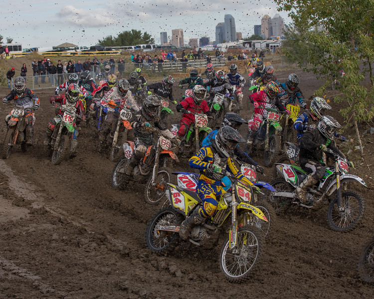 That's a ton of bikes.  All my photos from @wildrosemx fall rd 1 should be up on Monday.
