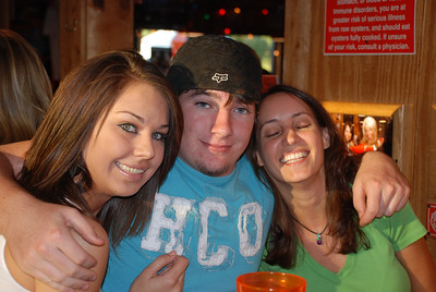 Kathleen our Hooters girl (his_girl) David (LONERIDER) and Cheryl (geezerswife)