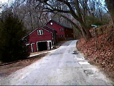 Hollow Brook Road