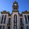 Bosque County Courthouse, Meridian, Texas