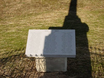 List Of Civil War Dead