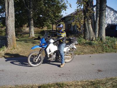 Winter rides  10-11