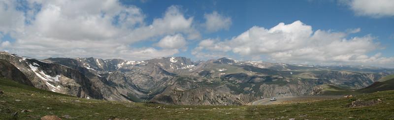 Beartooth Pass, WY,  WY 296