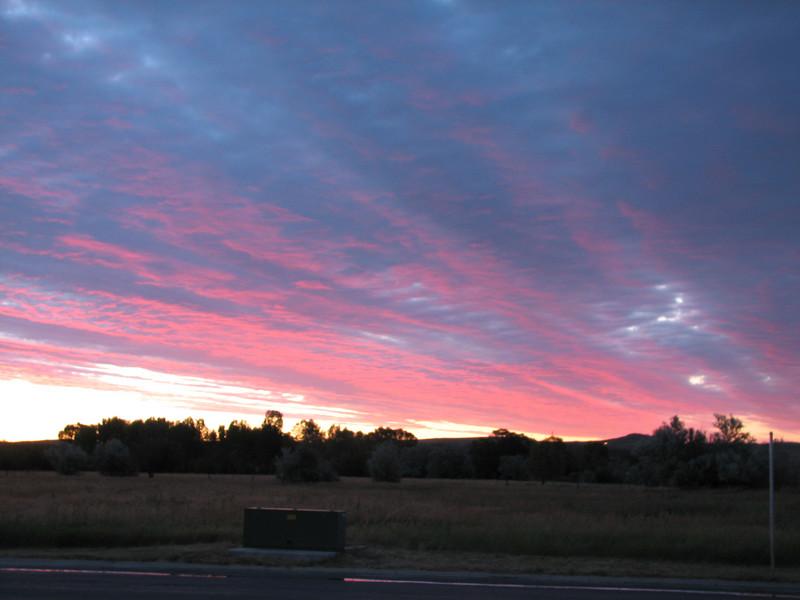 Sunrise,  Sheridan, WY