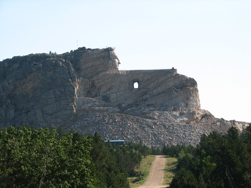 Crazy Horse Monument, Black Hills, SD