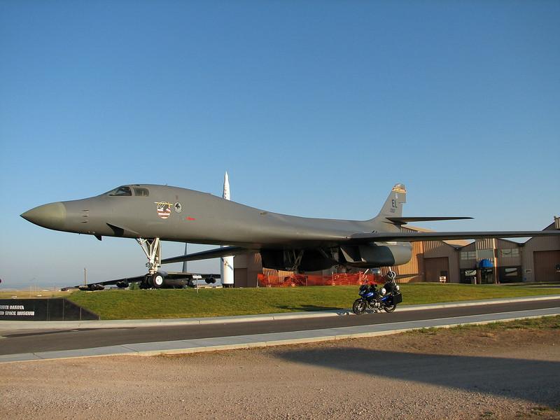 Ellsworth Air Force Base Museum, near Rapid City, SD