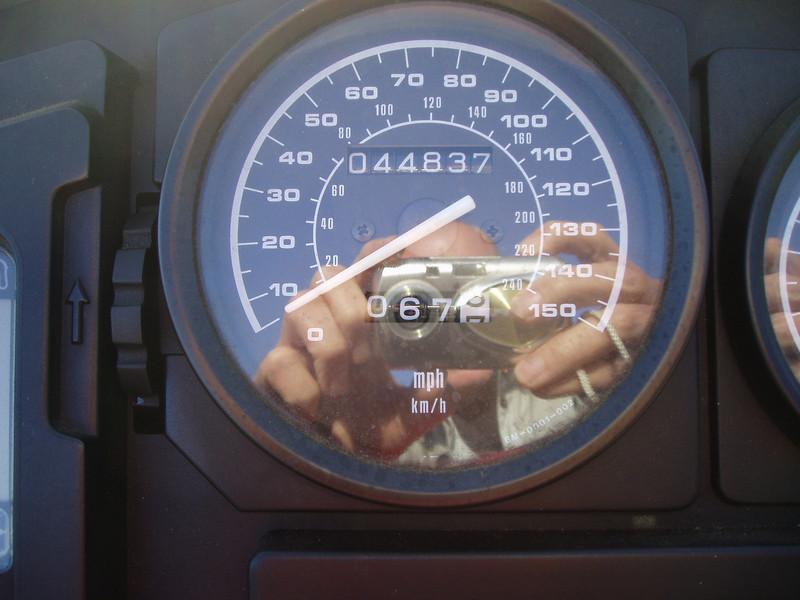 09/23/2005 Mileage