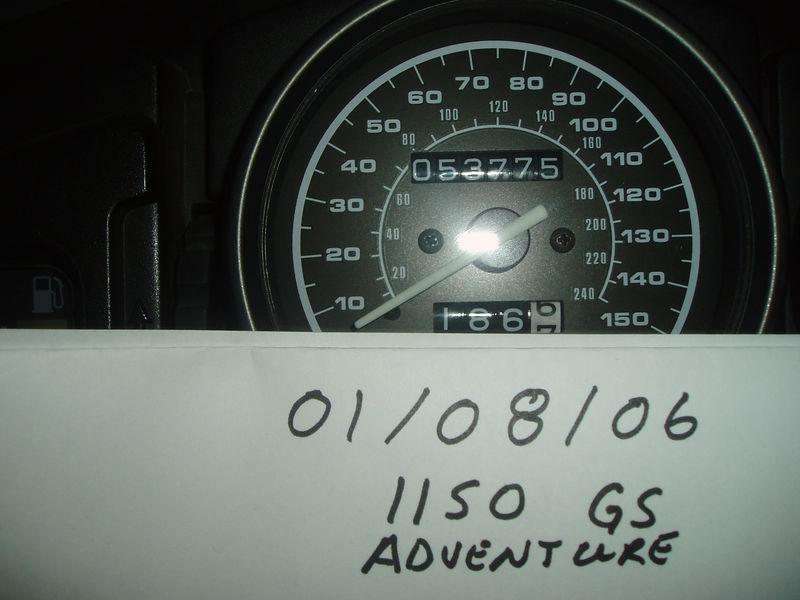 01/08/2006 Mileage