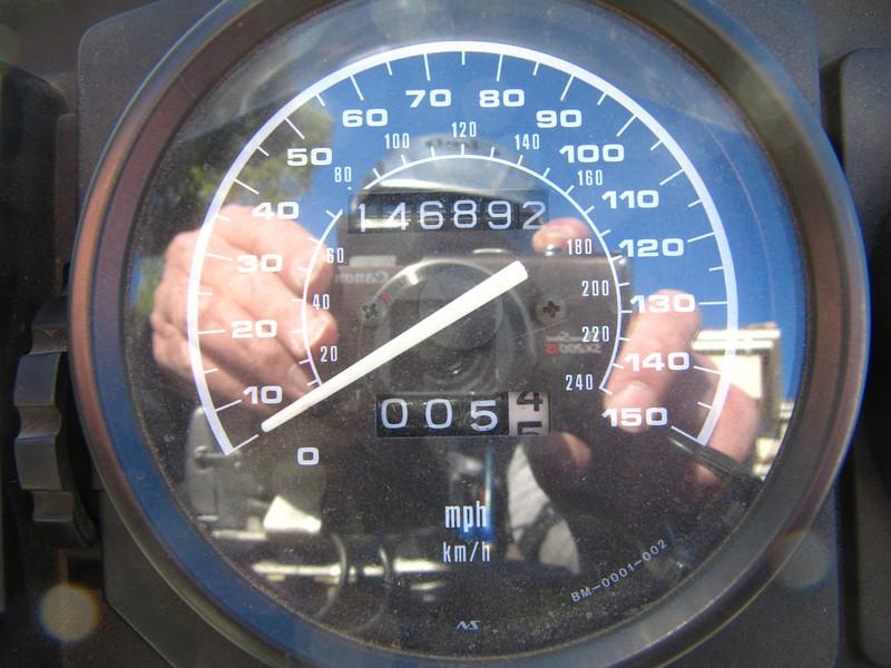 Fish Story<br /> Beginning odometer<br /> 10-02-2009