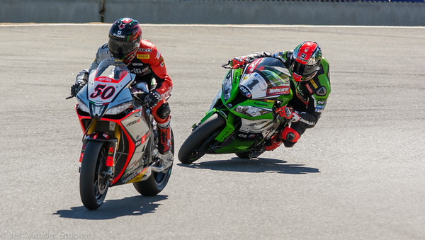 World Superbikes Laguna Seca 7/2014