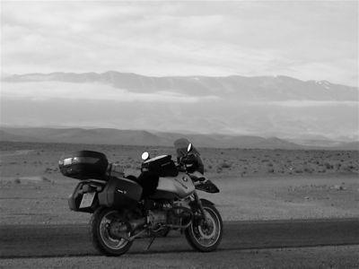 Wreford & Greg's Sahara trip - October 2002