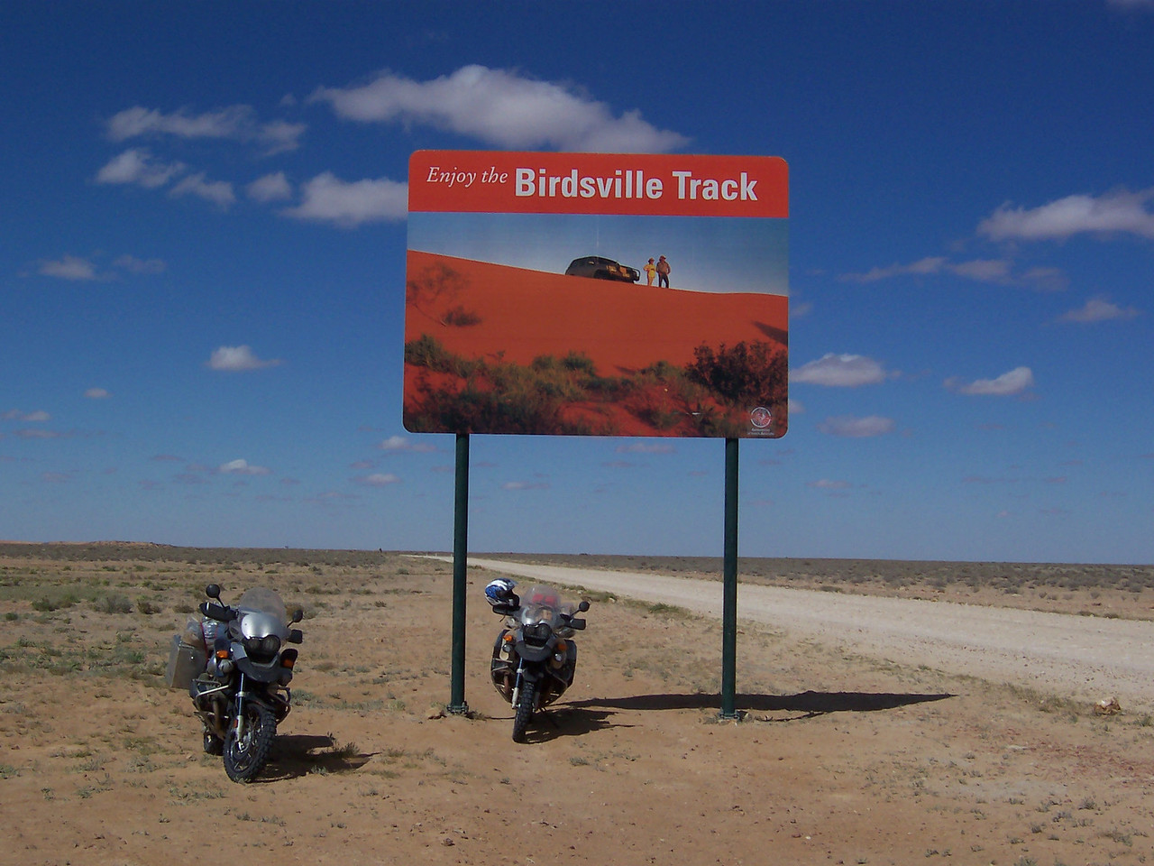 The Birdsville Track