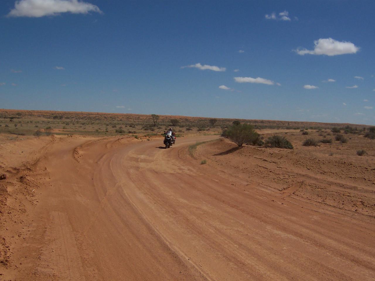 Walker's Crossing Track