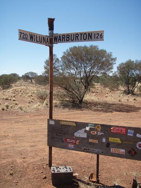 Gunbarrel Highway - Heather Highway