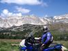 Dan, Snowy Mtns, Medicine Bow Peak hwy WY 130