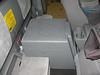 Subwoofer enclosure.  Holds a single J & L Audio 10W6 V2 driver.