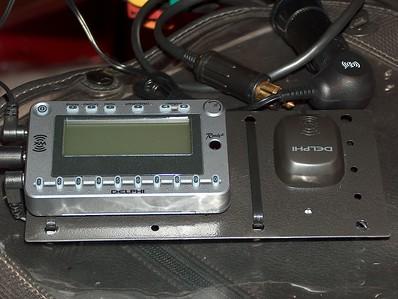 XM Radio installation