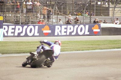 XR Series Crash Indy 2011