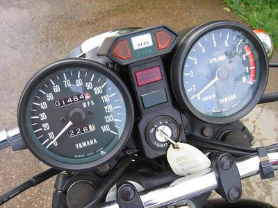 Yamaha xs650 reference
