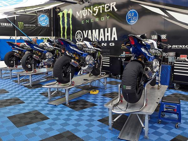 YAMAHA Superbike Challenge of Virginia MotoAmerica
