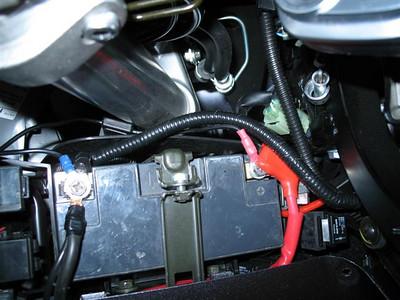 Aftermarket Horn Installation