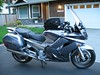 "The new Yamaha FJR1300AE with Nelson Rigg CL-450 tankbag attached<br /> <br />  <a href=""http://www.nelsonrigg.com/pages/Sport-Touring-Products/CL450-Big.htm"">http://www.nelsonrigg.com/pages/Sport-Touring-Products/CL450-Big.htm</a>"