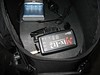 You can see the volume control knob extended to the outside of the bag for easy left hand access.  The Mix-It2 also lowers the MP3 volume whenever the priority mono input gets a signal.  I have my radar detector plugged into the priority jack.  Pam, the pretty voice in my Garmin has to compete with the Barenakedladies coming out of the Mp3. Ha!
