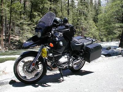 Yosemite Ride 5/2003