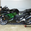 Kawasaki  ZX14R SE in new home