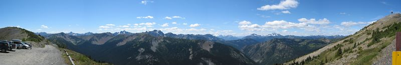 North Cascades - Harts Pass