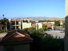 Motel view.