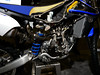 New YZ cut-out bike, very very trick!