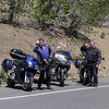 A nice relaxing pace took us to the top of Hwy 108 and Sonora Pass. I call it relaxing, the guys called it BORING.
