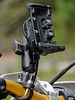 Garmin Zumo 550 hardwired RAM mount.