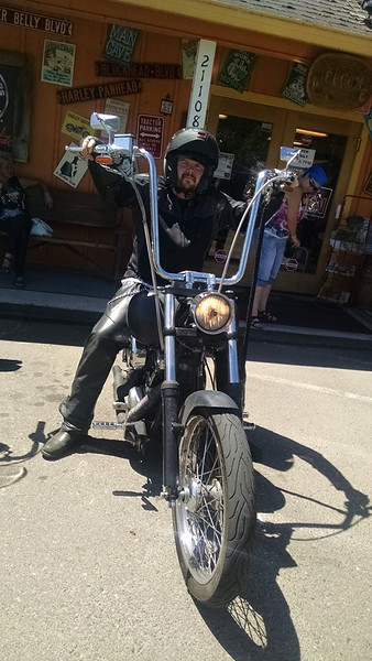 2015 Loves Leather Bike Show