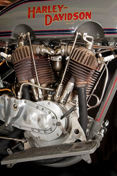 Harley-Davidson Model 17F