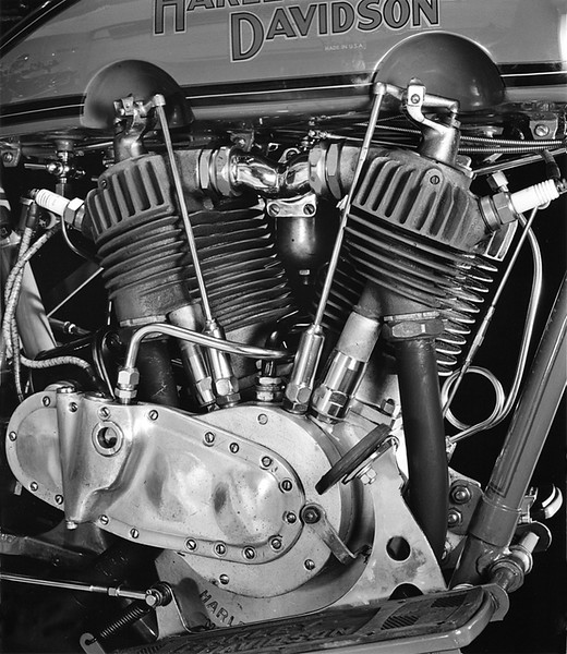 1917 Harley-Davidson Model 17F