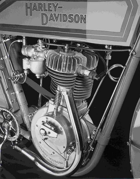 1912 Harley-Davidson Model 8