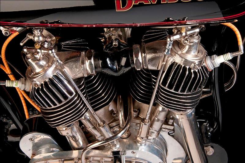 1926 Harley-Davidson JD