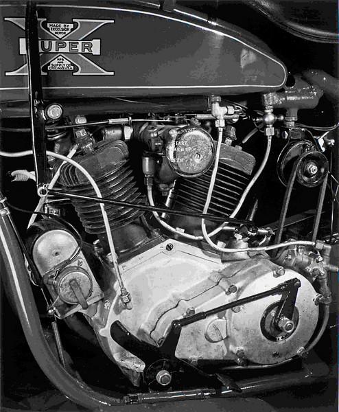1923 Excelsior Super X