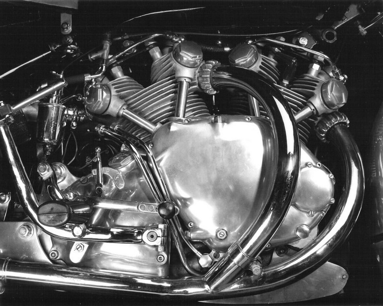 1949 Vincent Rapide Series C