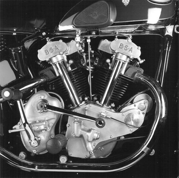 1935 BSA J12