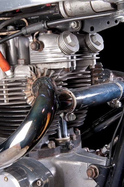 1963 Triumph T120R Bonneville