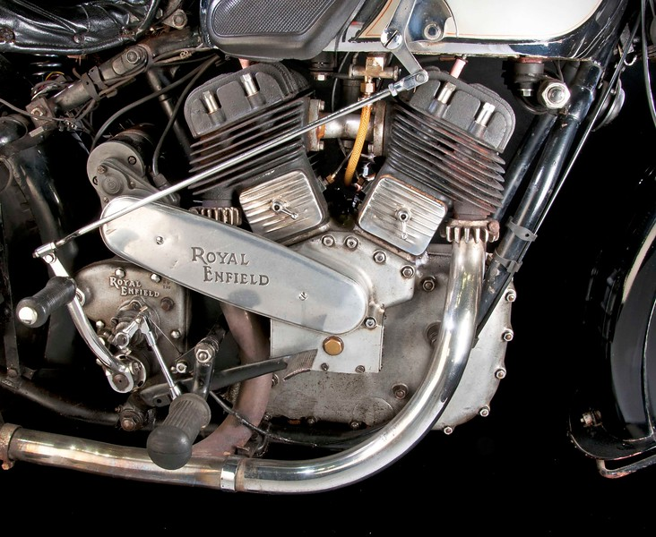 1937 Royal Enfield KX